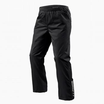 REV'IT! Acid 3 H2O - Czarny - Spodnie membranowe przeciwdeszczowe motocyklowe