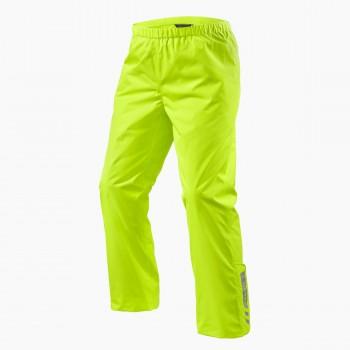 REV'IT! Acid 3 H2O - Neon żółty - Spodnie membranowe przeciwdeszczowe motocyklowe