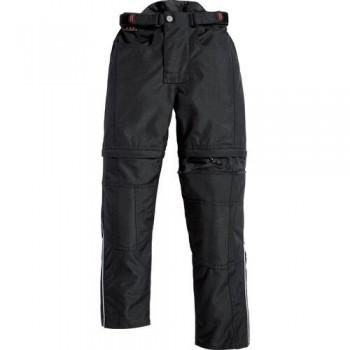 Road Touring 2.0 - czarne - dziecięce spodnie motocyklowe