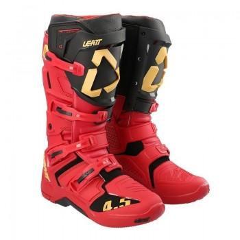 Super wygodne bezpieczne i innowacyjne buty crossowe Leatt 4.5  z regulowanym wychyleniem bocznym