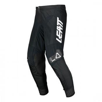 Leatt 4.5 - czarne/białe - spodnie crossowe