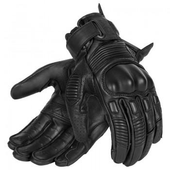 Rękawice ze skóry bydlęcej oraz kangurzej stylowe, bezpieczne