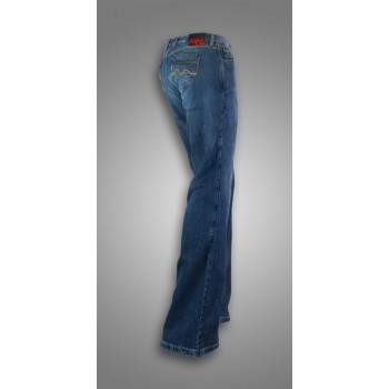 Redline SELENE - damskie spodnie Jeans & Kevlar® & Outlast®