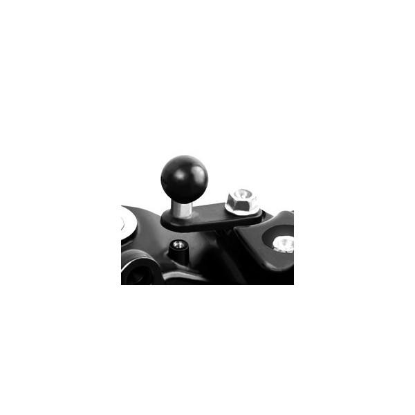 Ram Mount  - mocowanie z otworem 11mm (lusterka)