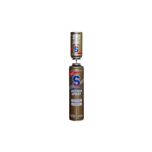 Suchy smar do łancucha S100 Dry Lube Ketten Spray  - 100ml