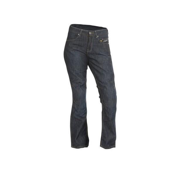 Spodnie damskie RST - Kevlar jeans dirty blue - L