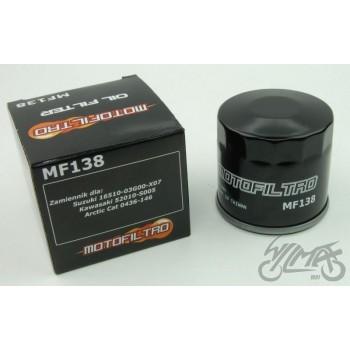 Fiitr oleju Motofiltro MF138(HF138)