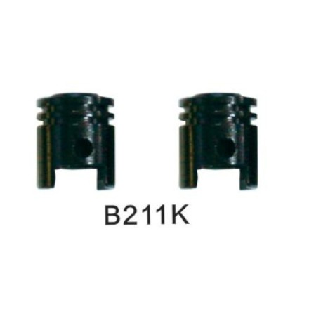 NAKRĘTKA NA WENTYL KEITI B211 BLACK