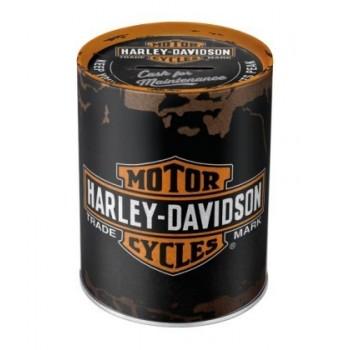 Skarbonka puszka Harley Davidson