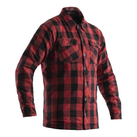 RST Lumberjack CE - koszula motocyklowa z kevlarem i protektorami