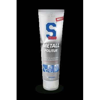 S100 - Pasta do polerowania elementów aluminiowych i chromowanych