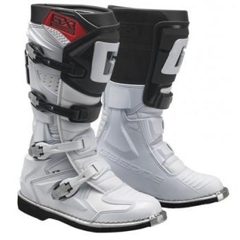 Bezpieczny but crossowy Gaerne GX1 mocny wygodny mini zawias metalowe klamry metalowy nosek