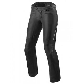 REV'IT Factor 4 - Black - Spodnie tekstylne damskie