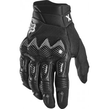 Rękawice Fox Bomber krótkie wygodne tekstylne rękawice crossowe z wzmocnieniami