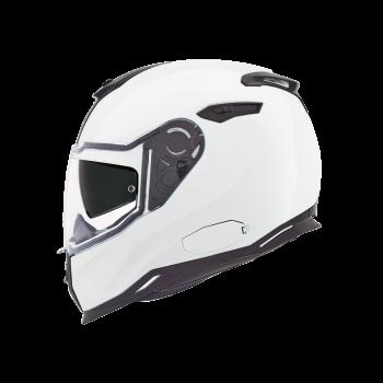 Nexx SX100 podstawowy wygodny bezpieczny kask z bledną