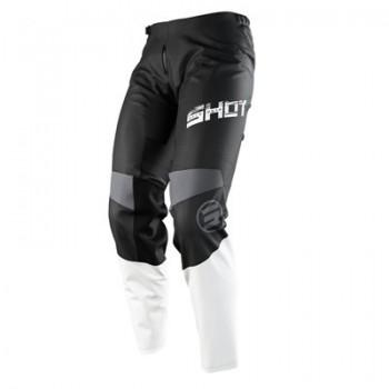 Shot Devo Slam - grey - spodnie cross/enduro