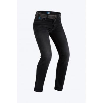 Nowe, komfortowe jeansy włoskiej jakości z podszewką materiału TWARON® oraz protektorami Knox